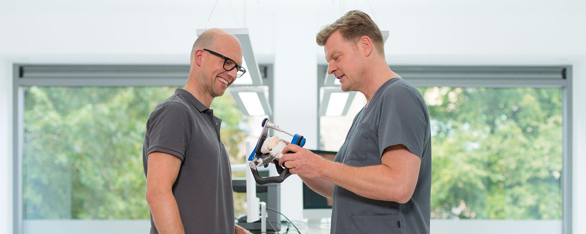 Smart Dental Technology